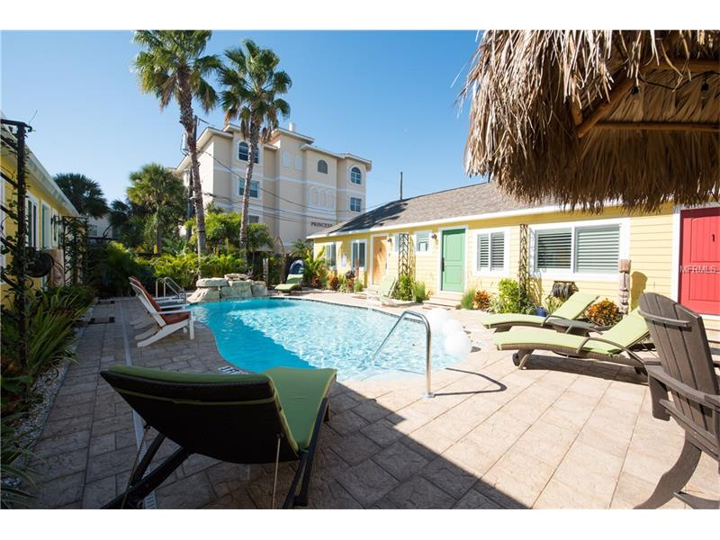 Churches For Sale In Tampa >> 6 Unit Motel in Madeira Beach, Florida - Fully Renovated ...