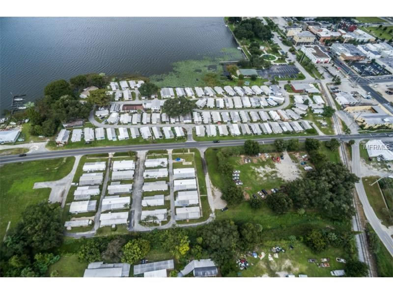 Lakefront Mobile Home Park For Sale In Eustis FL
