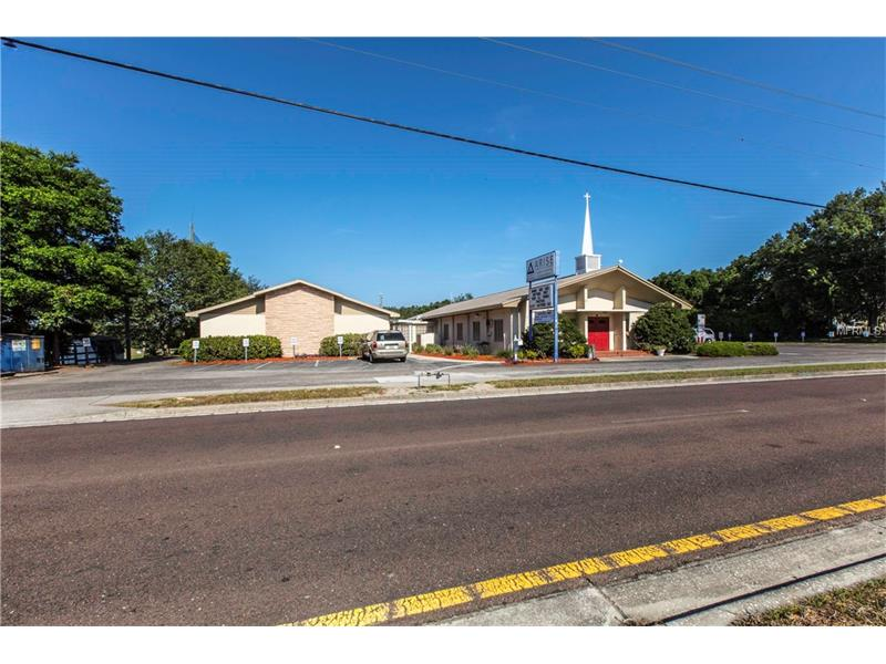 Churches For Sale In Tampa >> Church, Classrooms and home on 4.8 acres in Brandon, FL ...