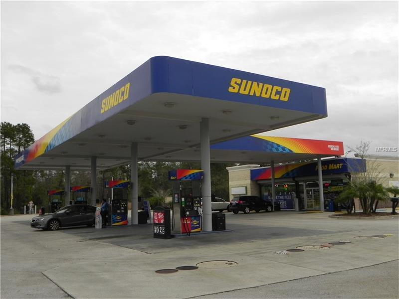Gas Station For Sale in Orlando Florida - $115,000