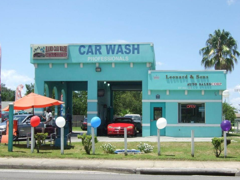 carwash for sale in winter garden florida 625 000