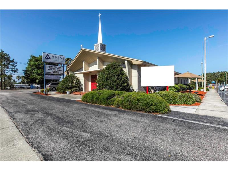 Church And Daycare For Sale In Brandon Fl 4 83 Acres