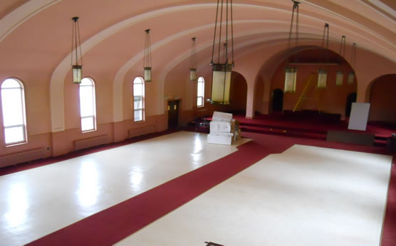 Large Church Building For Sale In Locust Gap, PA $39,000